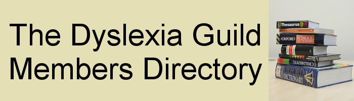 The Dyslexia Guild Members Directory